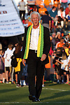 02 May 2015: Tampa Bay head coach Thomas Rongen (NED). The Carolina RailHawks hosted the Tampa Bay Rowdies at WakeMed Stadium in Cary, North Carolina in a North American Soccer League 2015 Spring Season match. The game ended in a 1-1 tie.