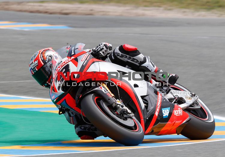Monster Energy Grand Prix de France in Le Mans 14.-17.05.2015, Free Practice<br /> <br /> 33 Enea Bastianini / Italien<br /> <br /> Foto &copy; nordphoto / FSA