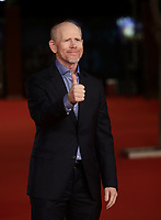 Il regista statunitense Ron Howard posa durante il red carpet per la presentazione del suo film 'Pavarotti' alla 14^ Festa del Cinema di Roma all'Aufditorium Parco della Musica di Roma, 18 ottobre 2019.<br /> US director Ron Howard poses during the red carpet to present his movie 'Pavarotti' during the 14^ Rome Film Fest at Rome's Auditorium, on 18 october 2019.<br /> UPDATE IMAGES PRESS/Isabella Bonotto
