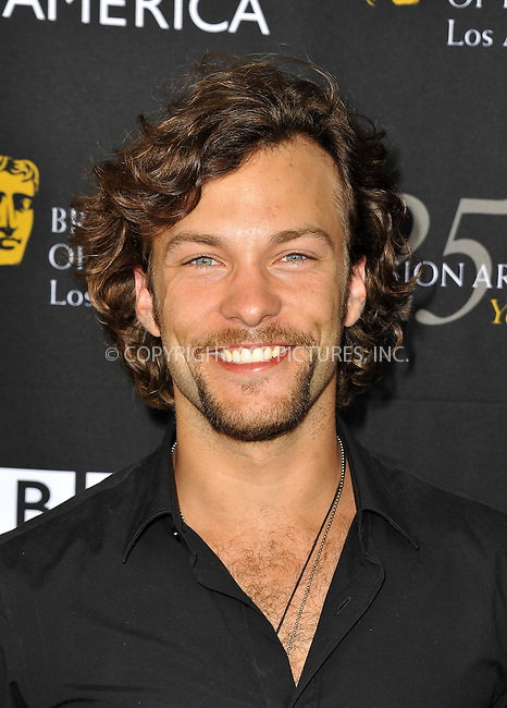 WWW.ACEPIXS.COM....September 22, 2012, Los Angeles, CA.....Kyle Schmid arriving at the BAFTA Los Angeles TV Tea 2012, presented by BBC America at The London Hotel on September 22, 2012 in West Hollywood, California.......By Line: Peter West/ACE Pictures....ACE Pictures, Inc..Tel: 646 769 0430..Email: info@acepixs.com