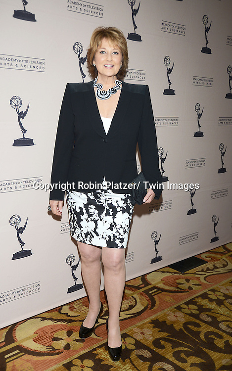 Cristina Ferrare attends the Academy Of Television Arts & Science Daytime Programming  Peer Group Celebration for the 40th Annual Daytime Emmy Awards Nominees party on June 13, 2013 at the Montage Beverly Hills in Beverly Hills, California.