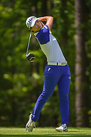 Sung Hyun Park (KOR) watches her tee shot on 2 during round 1 of the U.S. Women's Open Championship, Shoal Creek Country Club, at Birmingham, Alabama, USA. 5/31/2018.<br /> Picture: Golffile | Ken Murray<br /> <br /> All photo usage must carry mandatory copyright credit (&copy; Golffile | Ken Murray)