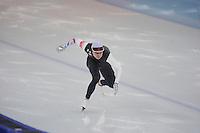 SPEEDSKATING: SOCHI: Adler Arena, 24-03-2013, Essent ISU World Championship Single Distances, Day 4, 500m Men, Tucker Fredricks (USA), © Martin de Jong