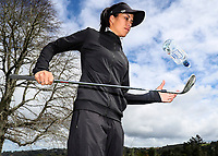 Tania Tare during the Anita Boon Pro-Am, North Shore Golf Course, Auckland, New Zealand Thursday 21 September 2017.  Photo: Simon Watts/www.bwmedia.co.nz