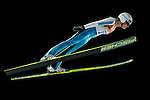 Bigna WIindmueller of Switzerland compete during the Ski Jumping Ladies' Normal Hill Individual as part of the 2014 Sochi Olympic Winter Games at RusSki Gorki Jumping Center on February 11, 2014 in Sochi, Russia. Photo by Victor Fraile / Power Sport Images