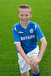 St Johnstone FC Academy Under 12's<br /> Luke Graham<br /> Picture by Graeme Hart.<br /> Copyright Perthshire Picture Agency<br /> Tel: 01738 623350  Mobile: 07990 594431