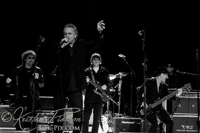 The Boston Legends performing at Lupo's in Providence, RI
