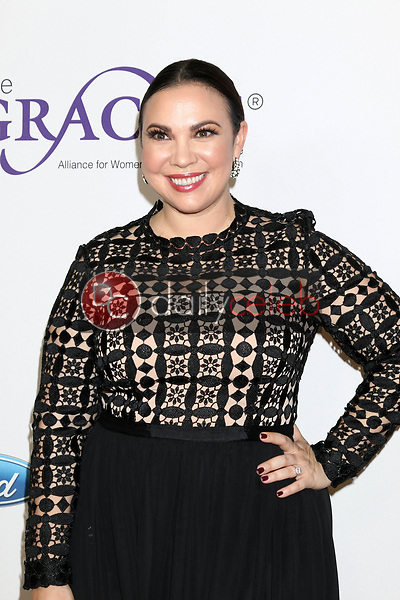 Gloria Calderon Kellett<br /> at the 42nd Annual Gracie Awards, Beverly Wilshire Hotel, Beverly Hills, CA 05-22-18<br /> David Edwards/DailyCeleb.com 818-249-4998