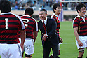 Takashi Tsuji (Waseda), DECEMBER 4, 2011 - Rugby : Kanto Intercollegiate Rugby Games between Waseda University 18-16 Meiji University at National Stadium, Tokyo, Japan. (Photo by YUTAKA/AFLO SPORT) [1040]