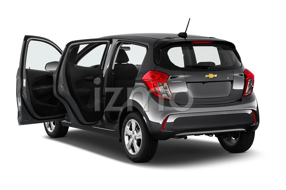 Car images close up view of a 2019 Chevrolet Spark LS Select Doors Door Hatchback doors