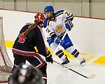 John Abbott College Womens Hockey vs Edouard-Montpetit