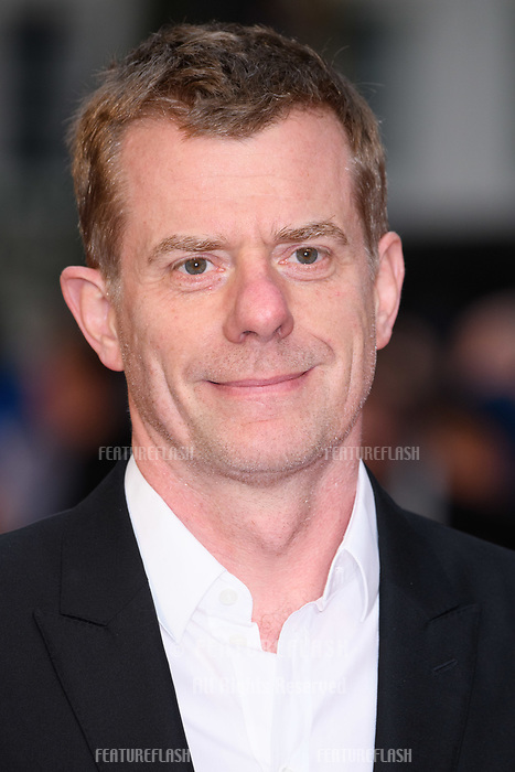 Producer Graham Broadbent at 'The Guernsey Literary and Potato Peel Pie Society' film premiere, London, UK. <br /> 09 April  2018<br /> Picture: Steve Vas/Featureflash/SilverHub 0208 004 5359 sales@silverhubmedia.com