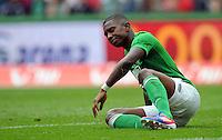 FUSSBALL   1. BUNDESLIGA   SAISON 2012/2013   3. SPIELTAG Hannover 96 - SV Werder Bremen     15.09.2012 Eljero Elia (SV Werder Bremen) ist enttaeuscht