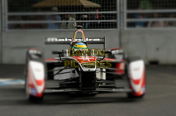 LONDON, ENGLAND - 28 JUNE ; Bruno Senna at The London ePrix at Battersea Park London, England, 27th June 2015<br /> CAP/DYL<br /> &copy;Dylan/Capital Pictures