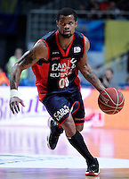 Caja Laboral Baskonia's Omar Cook during Liga Endesa ACB match.January 6,2012. (ALTERPHOTOS/Acero) /NortePhoto