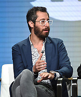 """BEVERLY HILLS - AUGUST 2: Dave Holstein onstage during the """"Kidding"""" panel at the Showtime portion of the Summer 2019 TCA Press Tour at the Beverly Hilton on August 2, 2019 in Los Angeles, California. (Photo by Frank Micelotta/PictureGroup)"""
