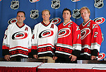 2005.08.25 Carolina Press Conference
