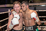 Ramez Mahmood vs Jamie Speight 4x3 - Super Featherweight Contest