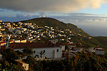 Valverde,capital of  El Hierro,Canary Islands, Spain.