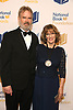 Leslie Connor and husband attends the 69th National Book Awards Ceremony and Benefit Dinner presented by the National Book Foundaton on November 14, 2018 at Cipriani Wall Street in New York, New York, USA.<br /> <br /> photo by Robin Platzer/Twin Images<br />  <br /> phone number 212-935-0770
