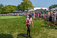 Webb Simpson (USA) heads to 10 during 3rd round of the 100th PGA Championship at Bellerive Country Club, St. Louis, Missouri. 8/11/2018.<br /> Picture: Golffile | Ken Murray<br /> <br /> All photo usage must carry mandatory copyright credit (&copy; Golffile | Ken Murray)
