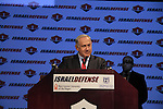 Israeli PM Benjamin Netanyahu opens CyberTech 2014 exhibition & conference in Tel Aviv which is attended by hundreds of international and Israeli companies