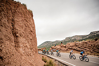 World Champion Alejandro Valverde (ESP/Movistar)<br /> <br /> Stage 3: Ibi. Ciudad del Juguete to Alicante (188km)<br /> La Vuelta 2019<br /> <br /> ©kramon