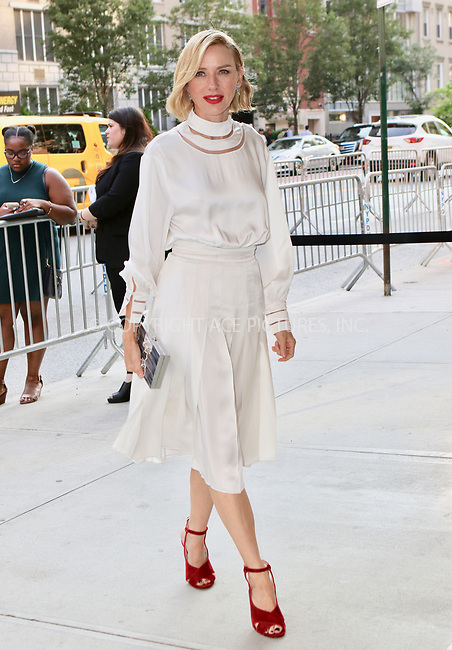 www.acepixs.com<br /> <br /> August 9, 2017 New York City<br /> <br /> Naomi Watts arriving at the premiere of 'The Glass Castle'  on August 9, 2017 in New York City.<br /> <br /> By Line: Nancy Rivera/ACE Pictures<br /> <br /> <br /> ACE Pictures Inc<br /> Tel: 6467670430<br /> Email: info@acepixs.com<br /> www.acepixs.com