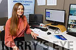 Emily Brick of Athena Analytics in HQ Tralee