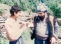 Iraq 1981 .In Surien, Hama Haji Mahmoud decides to plant trees .Irak 1981 .A Surien, Hama Haji Mahmoud decidant de planter des arbres