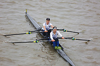 Crew: 451  HEN-TURNELL  Henley Rowing Club  W MasD 2x<br /> <br /> Pairs Head 2018<br /> <br /> To purchase this photo, or to see pricing information for Prints and Downloads, click the blue 'Add to Cart' button at the top-right of the page.
