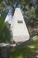 Afrique/Afrique de l'Est/Tanzanie/Bagamoyo: monument commomératif en mémoire exactions subies par la population noire