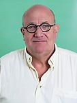 NIEUWEGEIN - Frank Stoel,   KNHB scheidsrechter/ beoordeler  COPYRIGHT KOEN SUYK