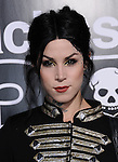 Kat Von D at The Paramount Pictures' L.A. Premiere of Jack Ass 3-D held at The Grauman's Chinese Theatre in Hollywood, California on October 13,2010                                                                               © 2010 Hollywood Press Agency