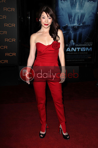 Katherine Castro<br /> at the &quot;Phantom&quot; Premiere, Chinese Theater, Hollywood, CA 02-27-13<br /> David Edwards/DailyCeleb.com 818-249-4998