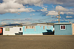 Mobile home court. Madras, OR.