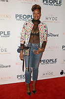 LOS ANGELES, CA - NOVEMBER 13: Noelle Scaggs at People You May Know at The Pacific Theatre at The Grove in Los Angeles, California on November 13, 2017. <br /> CAP/MPI/DE<br /> &copy;DE/MPI/Capital Pictures