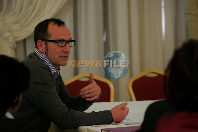 CULTURE CONNECT IN PARTNERSHIP WITH EUROPEAN NETWORK AGAINST RACISM hold A ROUND TABLE DISCUSSION ON RACISM<br /> Picture: www.newsfile.ie