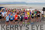 At the Start of the  Ballyheigue 10k run or half marathon on Saturday