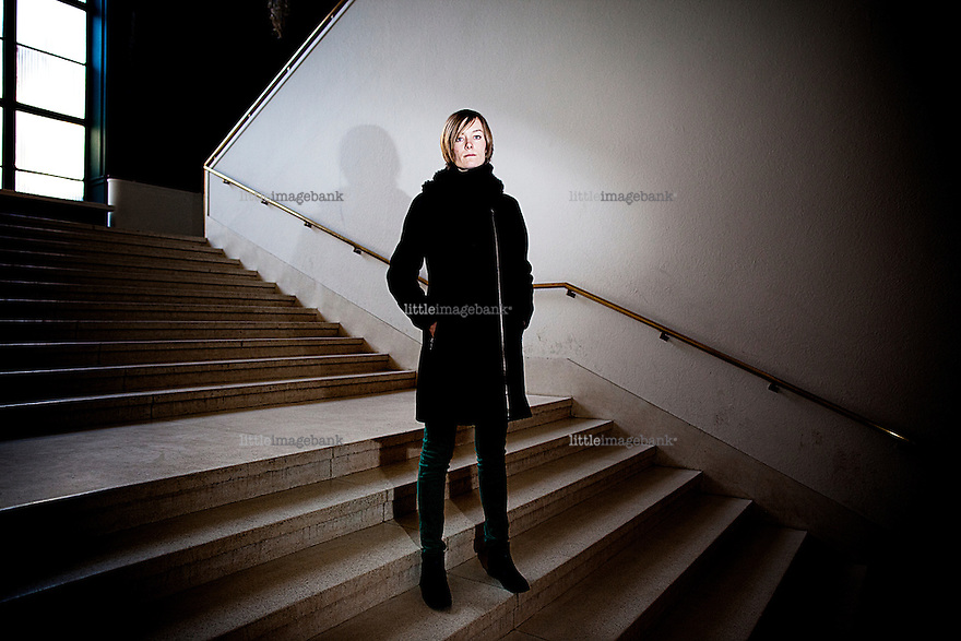 Oslo, Norge, 03.02.2012. Anette Trettebergstuen i AUF. Foto: Christopher Olssøn.