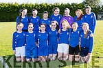 The Killarney Athletic team that played Killarney Celtic in the u16 Cup final in Mastergeeha on Friday evening