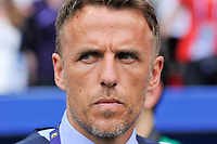 Philip Neville (entraineur de l England)<br /> Nice 09-06-2019 <br /> Football Womens World Cup <br /> England - Scotland <br /> Inghilterra - Scozia <br /> Photo Norbert Scanella / Panoramic/Insidefoto <br /> ITALY ONLY