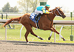 15 April 2010. Heart Ashley wins her debut race in 2010.  She has not started since August 2009.   Owned by Zayat stables, and ridden by Garrett Gomez.