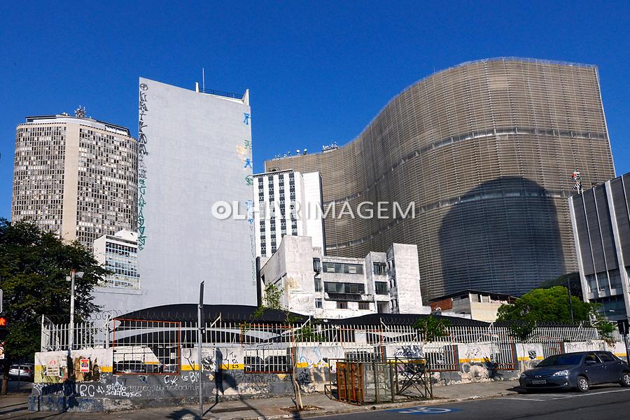Edificio Copan e Italia, Sao Paulo. 2018. Foto de Juca Martins.