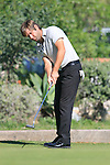 Robert Rock (ENG) putts on the 3rd green during the Final Day Sunday of the Open de Andalucia de Golf at Parador Golf Club Malaga 27th March 2011. (Photo Eoin Clarke/Golffile 2011)