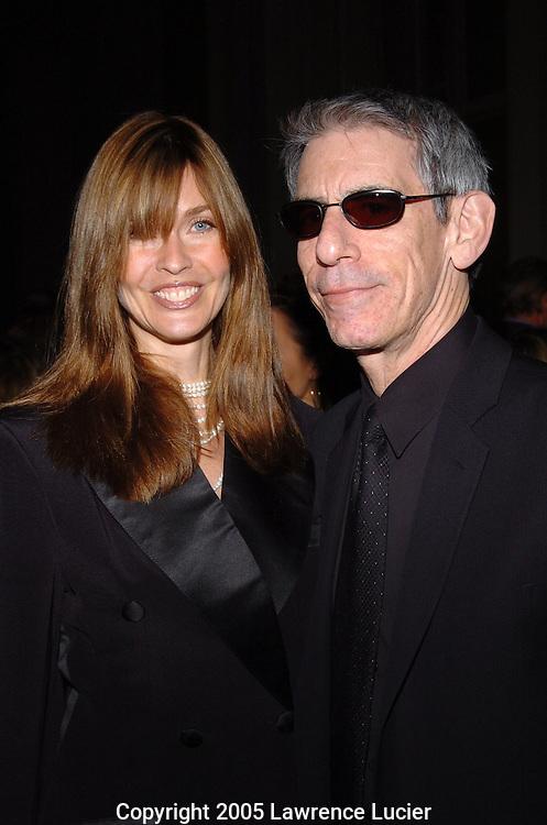 Carol Alt and Richard Belzer