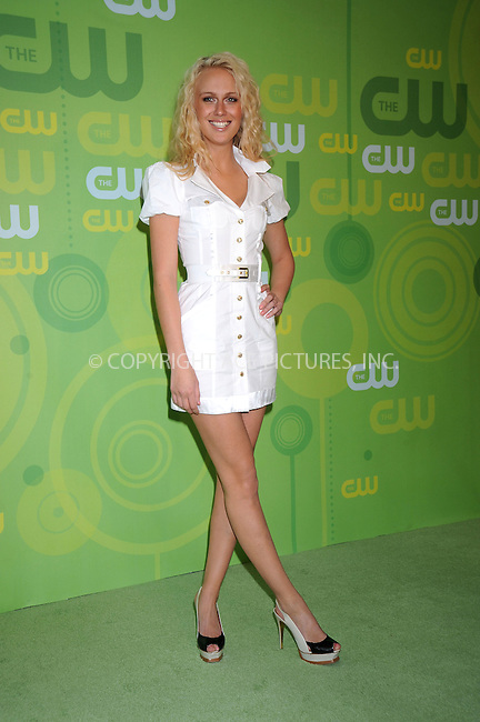 WWW.ACEPIXS.COM . . . . .....May 13, 2008. New York City.....Model Caridee English attends the CW Network Upfronts at Lincoln Center...  ....Please byline: Kristin Callahan - ACEPIXS.COM..... *** ***..Ace Pictures, Inc:  ..Philip Vaughan (646) 769 0430..e-mail: info@acepixs.com..web: http://www.acepixs.com
