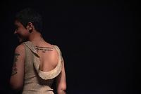 """SÃO PAULO, SP. 03.10.2019 - SHOW-SP - Kell Smith, durante show em homenagem à Simonal, """"Novo Baile do Simonal"""", no Tom Brasil, em São Paulo, nesta quinta-feira, 03. (Foto: Bruna Grassi/Brazil Photo Press)"""