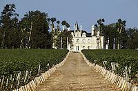 Europe/France/Aquitaine/33/Gironde/Pauillac: château Pichon Longueville Comtesse de Lalande (AOC Pauillac)