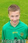 Niall O'Riordan Kerry Kennedy Cup player